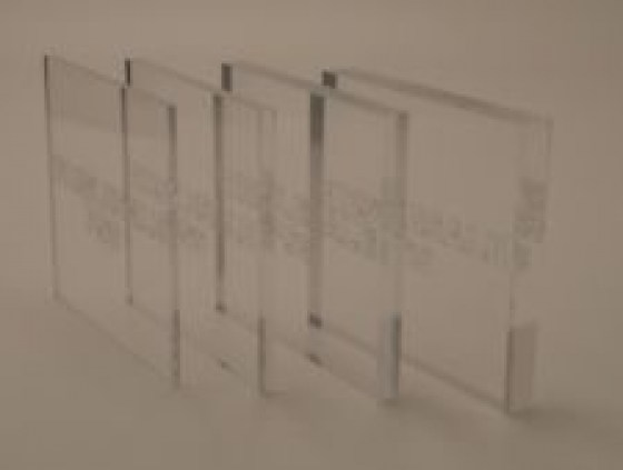 Clear Cast Acrylic Sheet