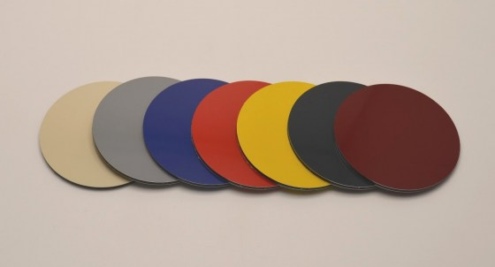 Coloured-Aluminium-Composite-disc