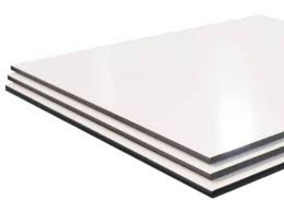 White-Aluminium-Composite-Sheet