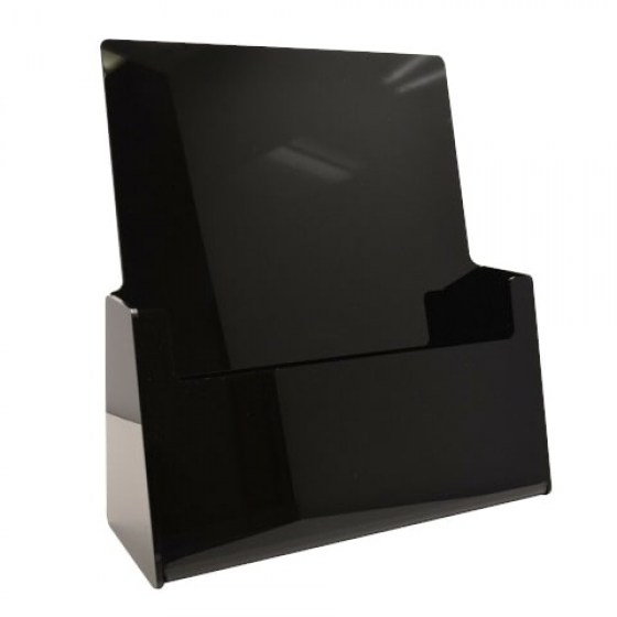 black-a4-portrait-counter-holder