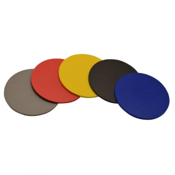 coloured-pvc-foam-discs